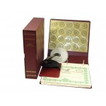 Corporate Kit with Seal Embosser and Laser Wafer Seal (EC BURGUNDY)