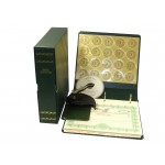 Corporate Kit with Seal Embosser and Laser Wafer Seal (EC GREEN)