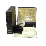 Corporate Kit with Seal Embosser and Laser Wafer Seal (EC BLACK)
