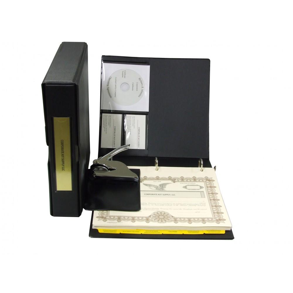 LLC Kit with Seal Embosser (VL Black)