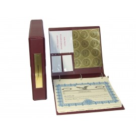 Non-profit Corporate Kit with Laser Wafer Seal (VL Burgundy)