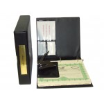 Professional Corporate Kit with Seal Embosser (VL Black)
