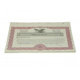 LLC Certificates - Goes