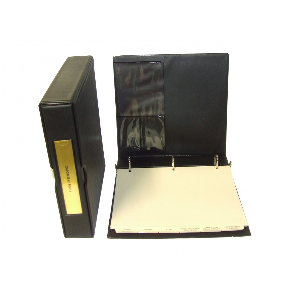 Estate Planning Kit (VL Kit Black)