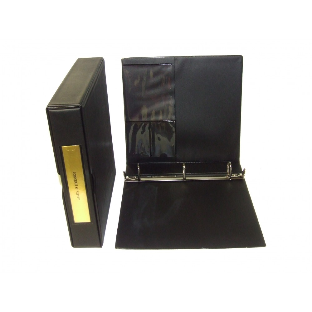 Binder with Slipcase (VL Kit Black)