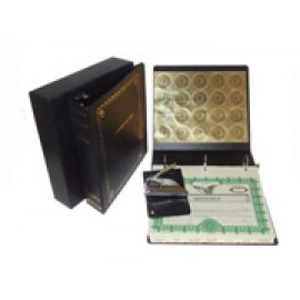 Professional Corporate Kit with Seal Embosser and Laser Wafer Seal (EC Black)