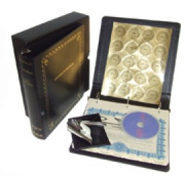 Non-profit Corporate Kit with Seal Embosser AND Laser Wafer Seal (LX BLACK)